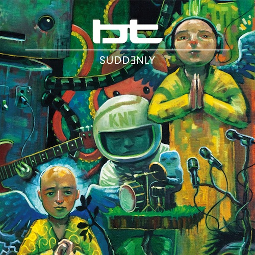 Suddenly - New Single by composer, BT
