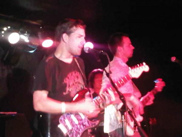 Evan Bliss Rockin at NStreetVillage Fundraiser