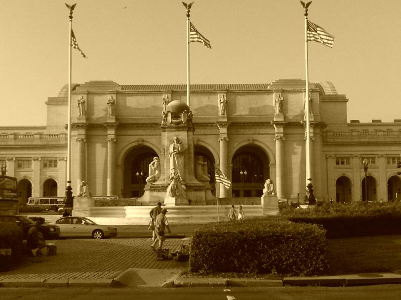 Union Station Front View