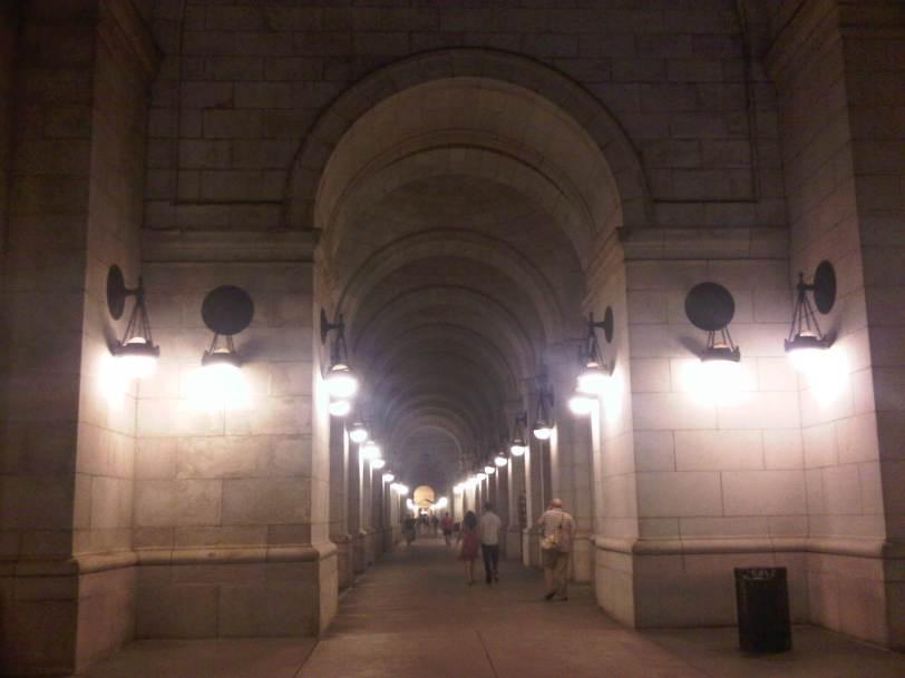 Union Station Hall Walkway