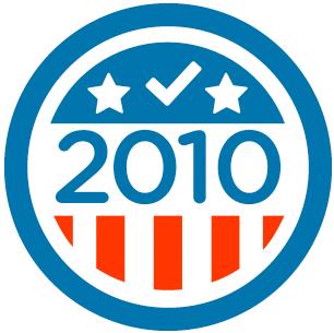 Foursquare I Voted Badge - Image FastCompany/Foursquare