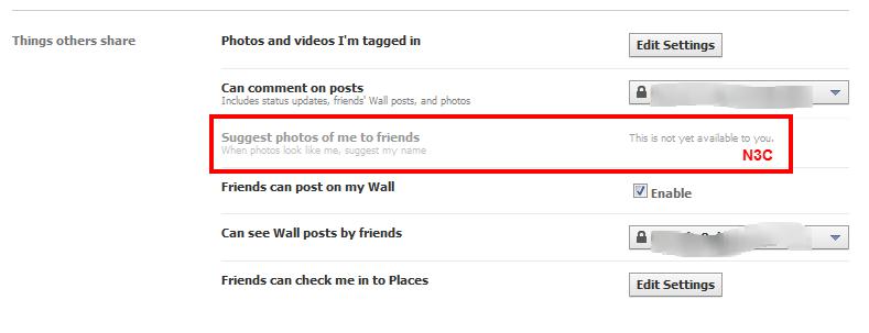 Facebook Photo Privacy